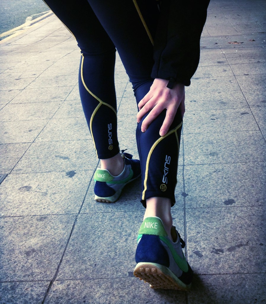 Muscle strain DOMS