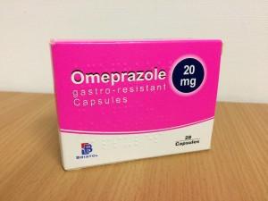 omeprazole - acid reflux medication